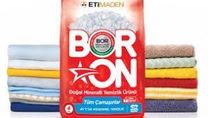 Bordan Üretilen Temizlik Ürünü, Yakında Mutfaklarda da Kullanılacak