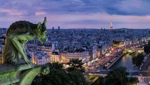 Fransa'da işsizlik 10 yılın dibinde