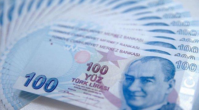 Hazine 7,6 milyar lira borçlandı