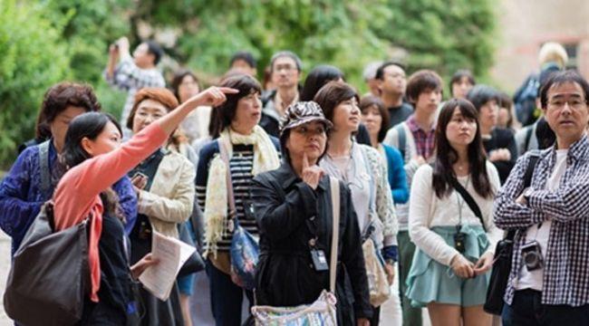 Hedef 1 milyon Çinli turist!