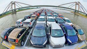 Otomotiv üretim yüzde 13 ihracat yüzde 8 geriledi