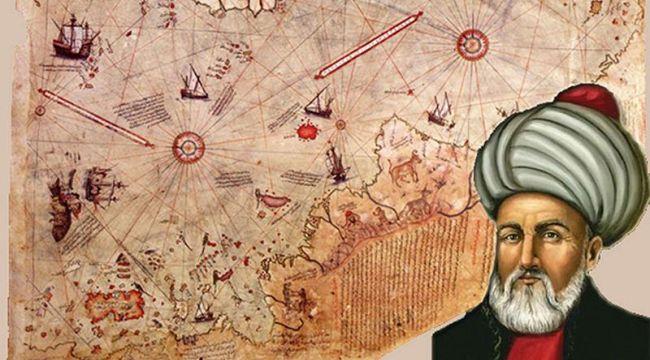 Piri Reis haritasının muhteşem sırrı