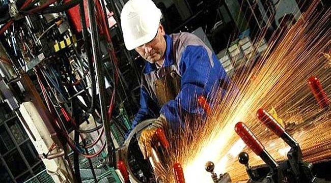 TÜİK: Sanayi üretimi yüzde 2.2 azaldı