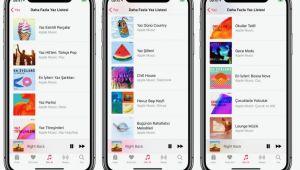 Apple Music'ten yaz hazırlığı