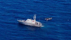 Libya'da üç günde 199 göçmen kurtarıldı