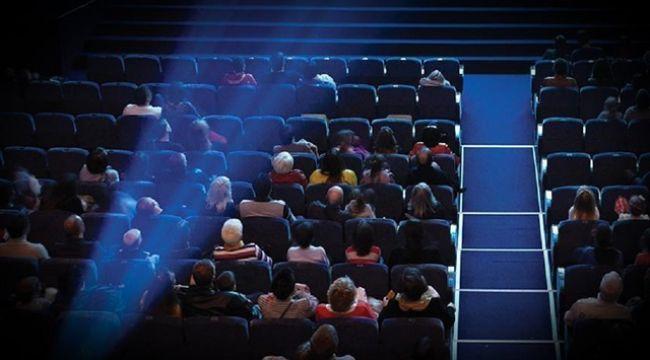 Sinema salonlarının sayısı %6,2 arttı