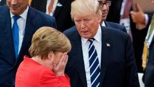 Trump bu sefer de Almanya'yı tehdit etti!