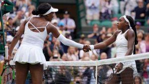 15 yaşındaki Gauff, Venus Williams'ı eledi