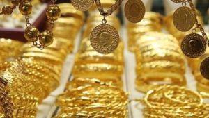 Altının kapanış fiyatları