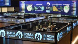 Borsa 100 bin puan sınırına dayanarak kapandı