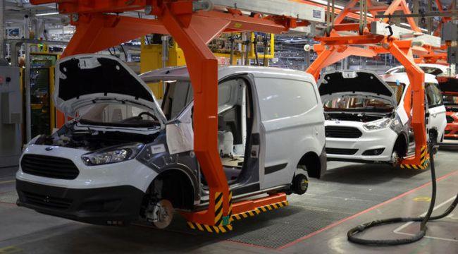 Ford Otosan üretime ara verdi