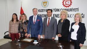GGYD Kıbrıs Temsilciliği Resmen Açıldı
