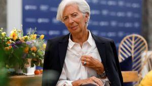 IMF Direktörü Lagarde görevini askıya aldı!