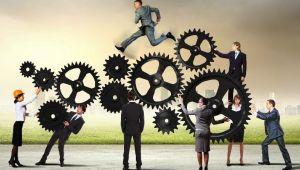İş dünyasına destek vermeye kararlıyız