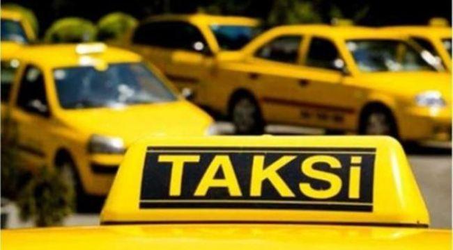 Taksi zam görüşmeleri sonuçlandı! Taksiciler Odası'ndan açıklama
