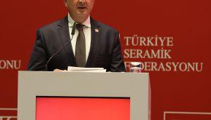 Türkiye Seramik Federasyonu 2021'e kadar Erdem Çenesiz'e emanet