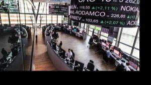 Avrupa borsaları küresel resesyon endişeleriyle düşüşle kapandı