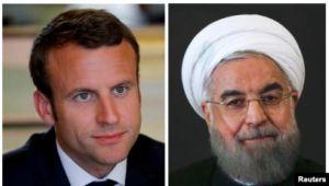 İran'dan Fransa'ya ret!