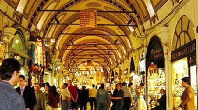 İstanbul Kapalıçarşı zengin turist bekliyor!