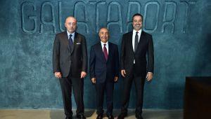 Türkiye'nin dünyaya denizden açılan kapısı Galataport İstanbul için geri sayım başladı