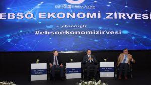EBSO'dan ekonomi zirvesi: Üretmekten başka şansımız yok