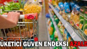 Tüketici ekonomiye güvenmiyor!