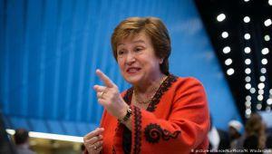 Uluslararası Para Fonu Başkanı Kristalina Georgieva oldu