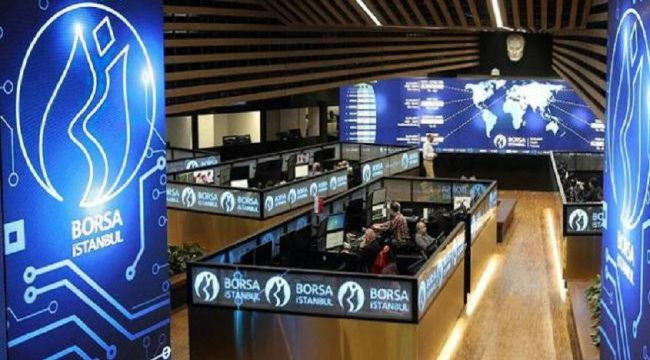 İstanbul Borsası günü yüzde 0,87 düşüşle tamamladı