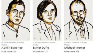 Nobel Ekonomi Ödülü'nü kazanan isimler belli oldu
