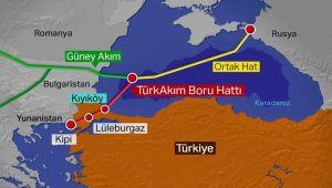 Rus gazı Türkiye'ye ulaştı!