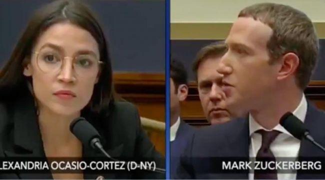Zuckerberg'i terletti