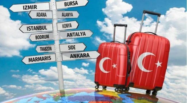 2020 Turizm hedefi 70 milyon!