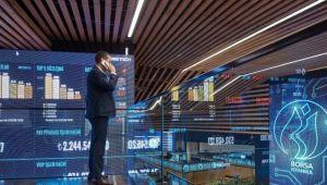 Borsa, günü yüzde 0,57 yükselişle tamamladı