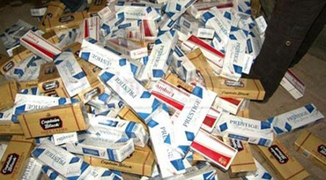 """""""Kaçak sigara ve kayıt dışı açık tütünde vergi kaçağı 8 milyar liraya ulaşabilir"""""""