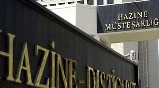 Merkezi yönetim brüt borç stoku 1 trilyon 260,7 milyar lira
