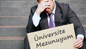 Üniversiteli işsizleri ticaret müşaviri yapalım