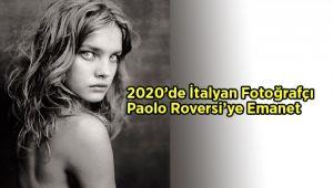 2020 Pirelli Takvimi'nden yeni kamera arkası fotoğrafları