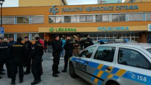 Çekya'da Hastane Saldırısı 6 Ölü