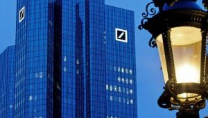 """""""Deutsche bonus ödemelerini yüzde 20 azaltmayı değerlendiriyor"""""""