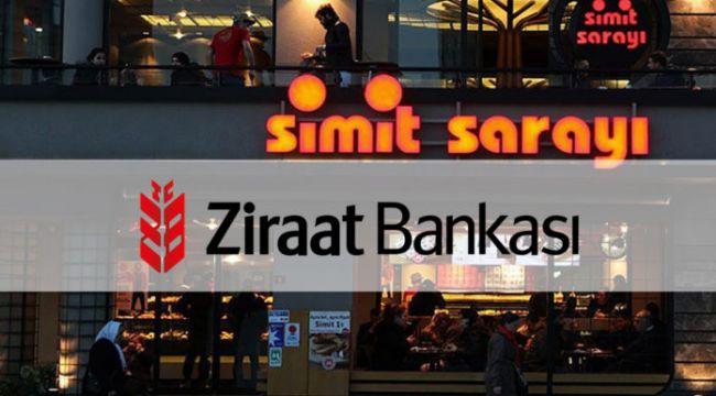 Ziraat Bankası, Simit Sarayı'nın yüzde 51'ini devralıyor