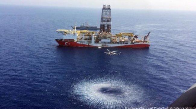 Fileleftheros: Türkiye Doğu Akdeniz'de doğalgaz faaliyetlerini sürdürüyor