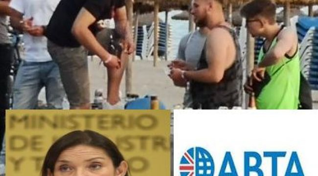 İSPANYA'NIN 'HERŞEY DAHİL' DE ALKOLE KISITLAMA KARARI TARTIŞILIYOR