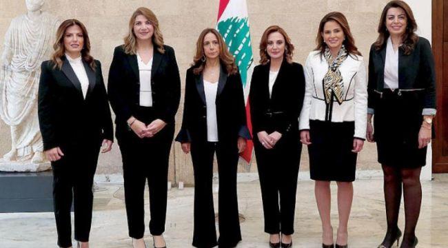 Lübnan'ın merak edilen kadın bakanları