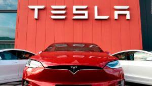 Tesla 100 milyar dolarlık piyasa değeriyle dünyanın 2. en büyük otomotiv şirketi oldu
