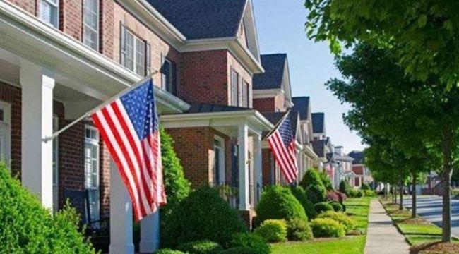 ABD'de 20 kentte konut fiyatları yaklaşık bir yılın en büyük artışını kaydetti