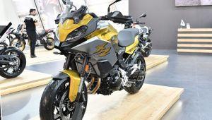 BMW Motorrad 3 Yeni Modeliyle Motobike İstanbul'a Damgasını Vurdu