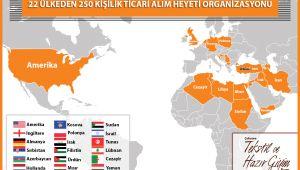 ÇUKUROVA'NIN DEV ÜRETİCİLERİ BU FUAR'DA BULUŞUYOR