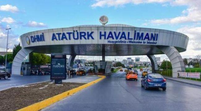 Erdoğan'ın imzasıyla Atatürk Havalimanı Serbest Bölgesi'nin adı