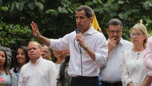 Guaido'nun Amcası Patlayıcı Taşıdığı Gerekçesiyle Gözaltında