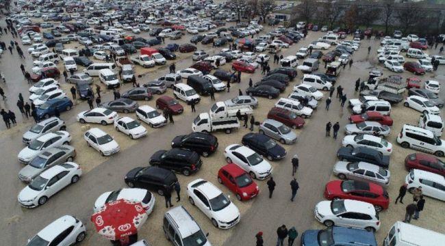 İkinci el araç satışları bu yıl rekor kıracak